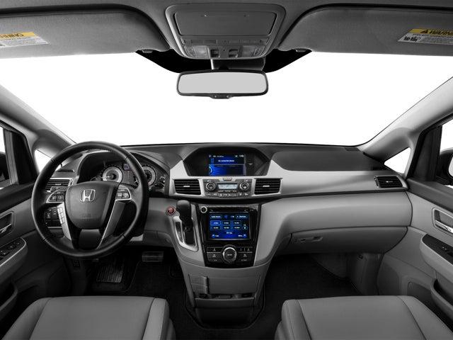 Honda odyssey 2015 white