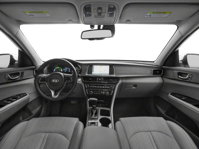 2017 Kia Optima Plug In Hybrid Ex Lawton Ok